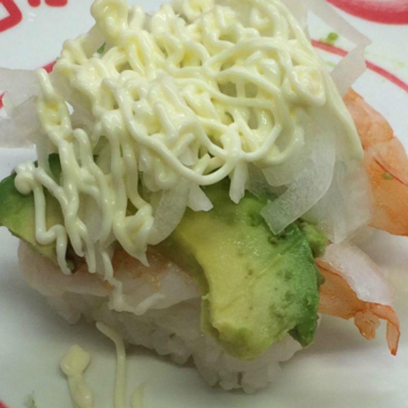 Western Style Sushi at Sushiro/スシロー photo