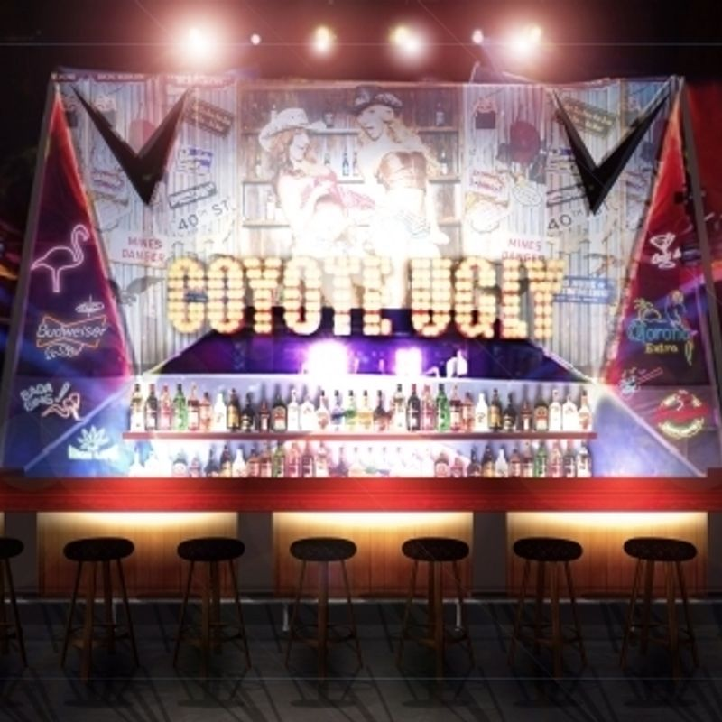 Coyote Ugly comes to Japan with saloon opening in Roppongi, Tokyo photo
