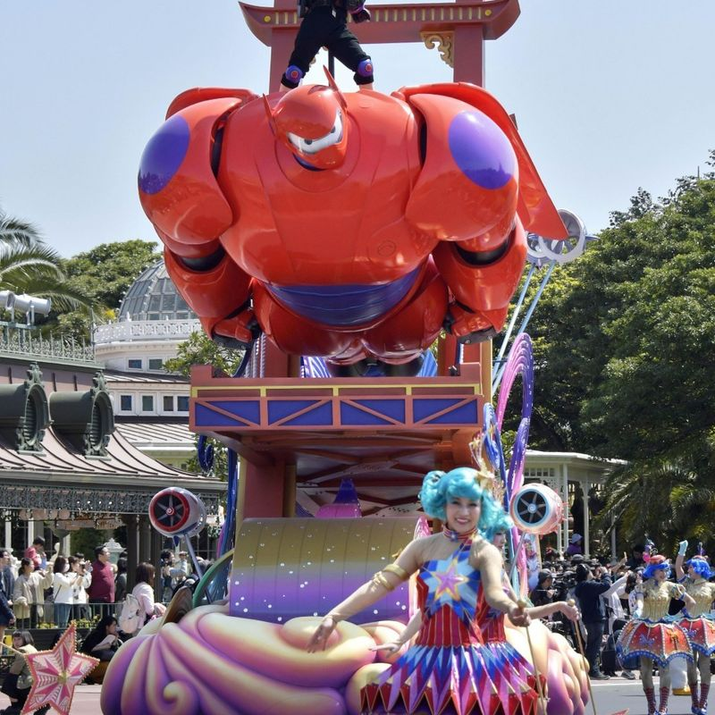 Tokyo Disneyland's new parade unveiled ahead of premiere photo