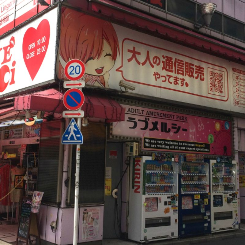 Sex Shops in Japan; The Costs, The Rules, and The Goods photo
