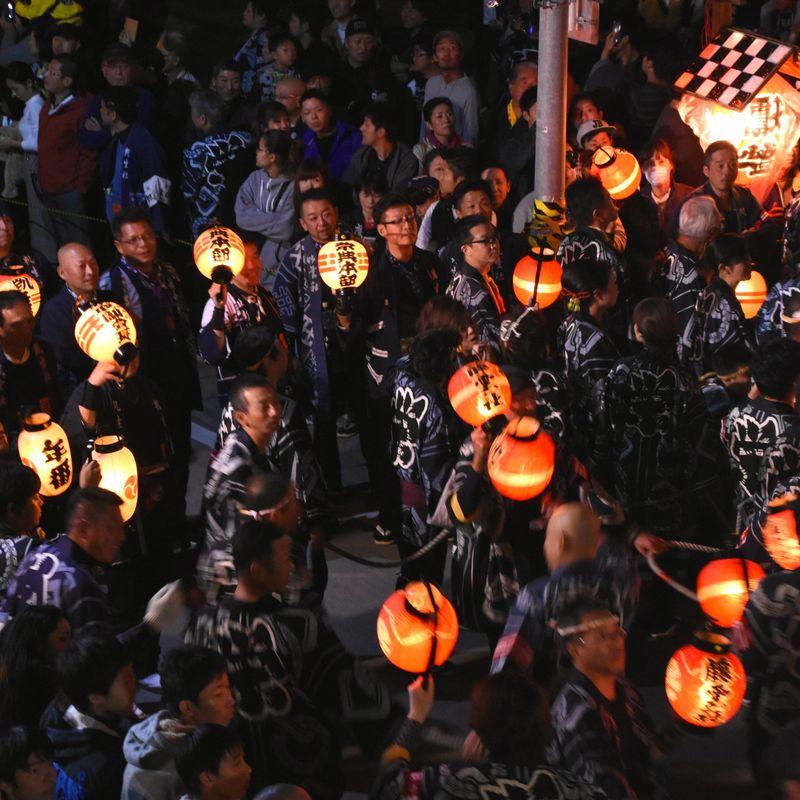 Enshu Mori matsuri displays Japan's rural spirit at its feisty best photo