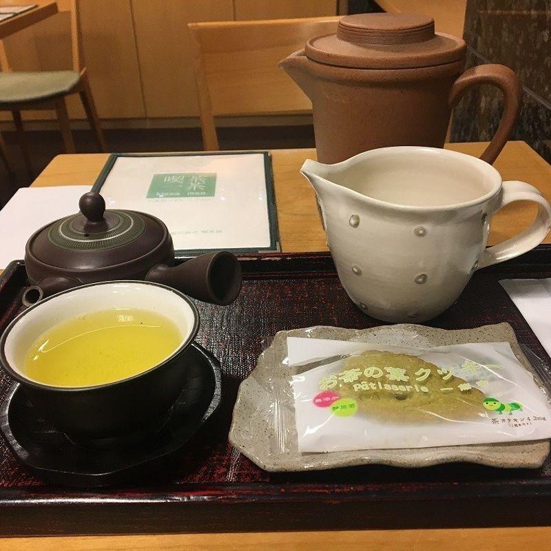 茶カフェ再訪     photo