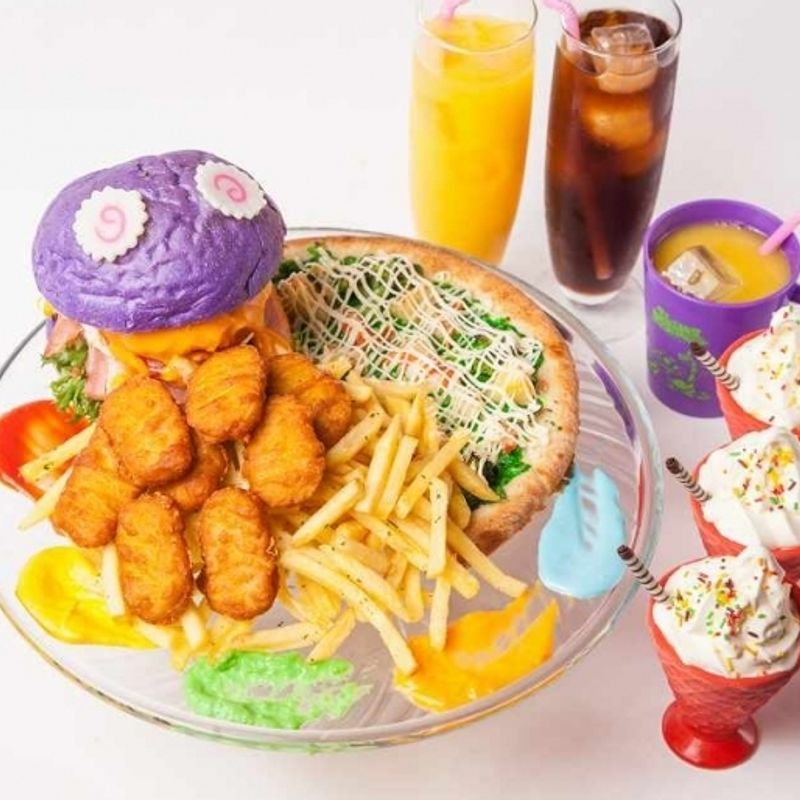 KAWAII MONSTER CAFE drops new and mad menu for Golden Week photo