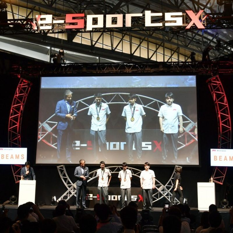 Tokyo to host esports event in FY 2019 photo