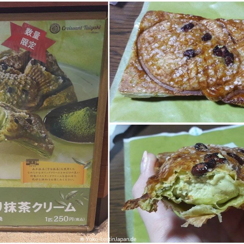 Taiyaki meets Matcha at Gin no An photo