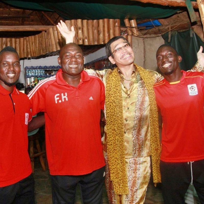 Uganda makes Japanese singer Piko Taro its tourism ambassador photo