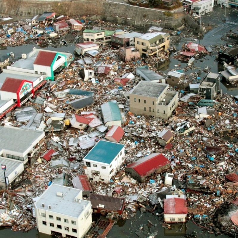 High risk of powerful quake in northeastern Japan within 30 years photo