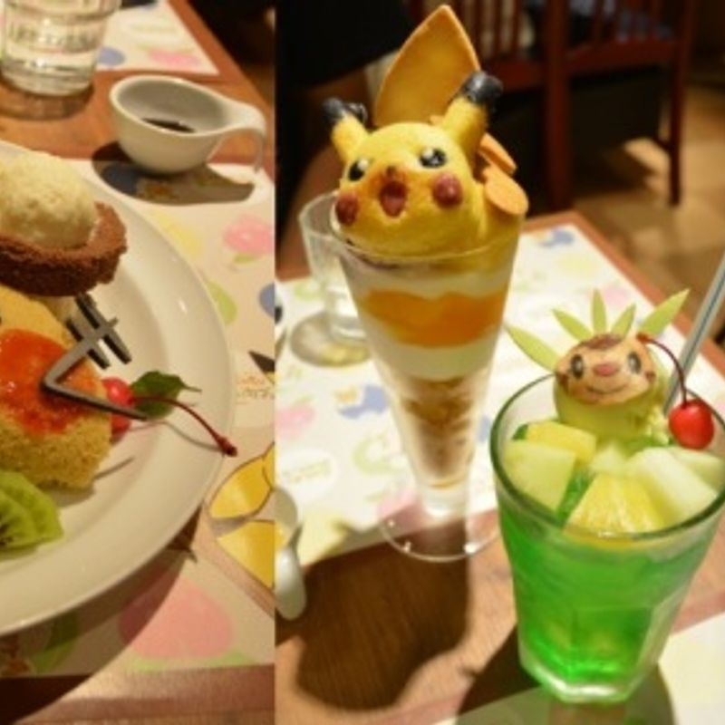 Eating out with fun – Character Cafés in Japan photo