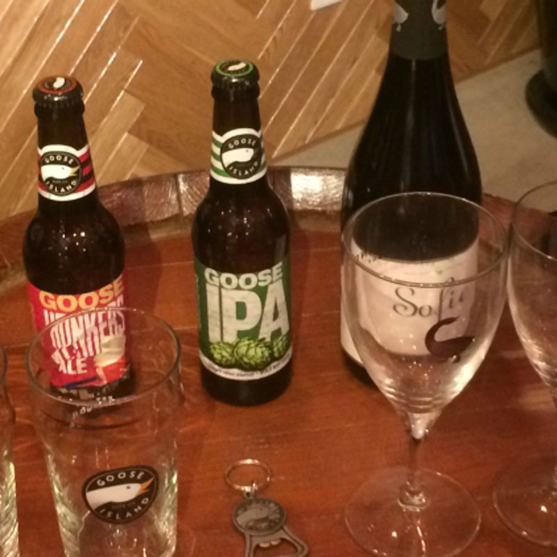 Craft Beer Brewer Goose Island Completes Migration to Japan photo