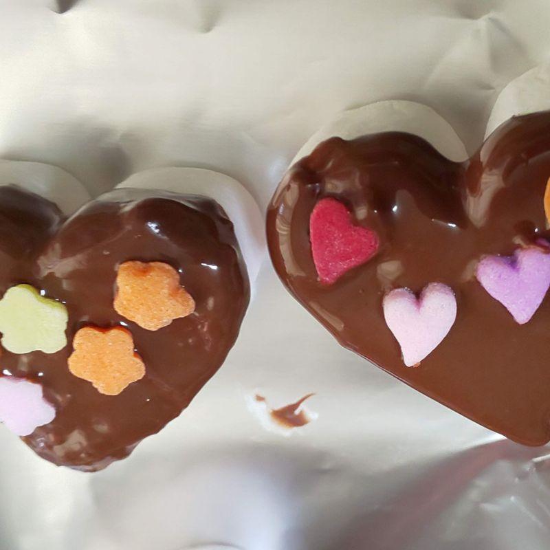 Tomo-choco: homemade goodies for Valentine's and White Day photo