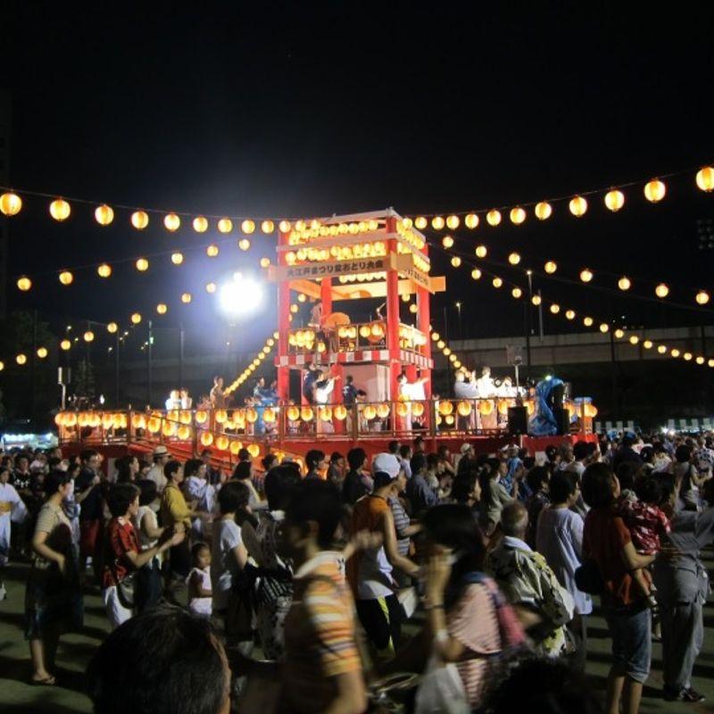 Fun in the Sun - Japanese Summer festivals photo