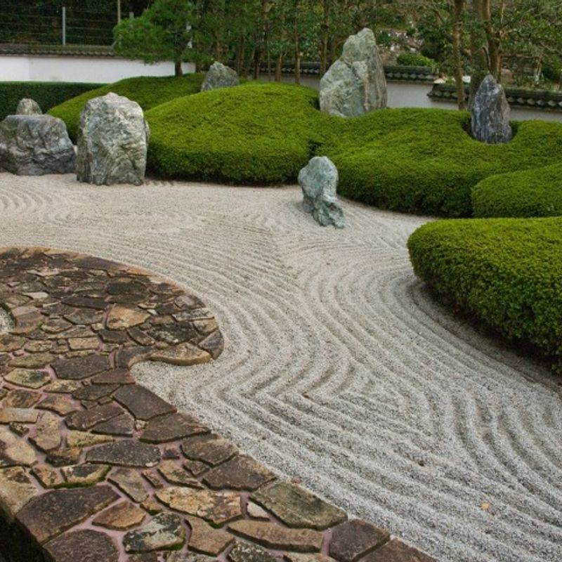 Japan, A Therapy For Those With OCD photo