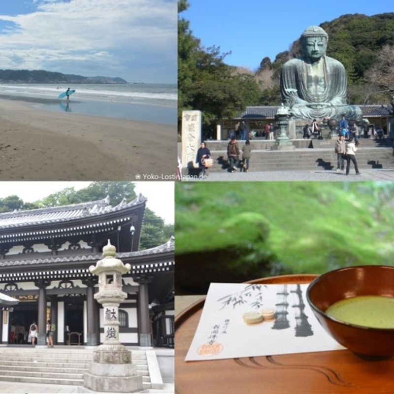 A pleasant time in Kamakura and the WeBase Hostel photo