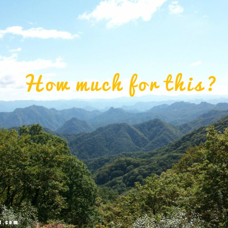 How Much Does It Cost?  A Classic Weekend Away From Tokyo photo