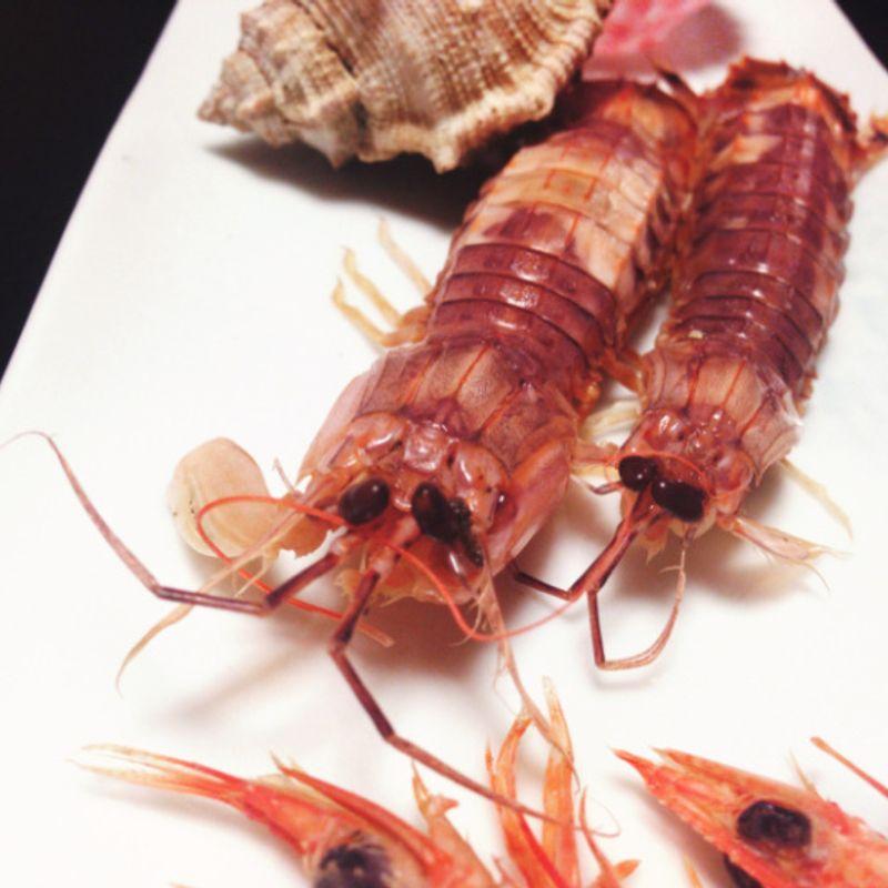 I Ate Crab Brains photo