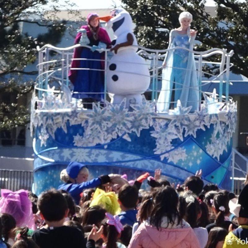 Frozen Fantasy at Tokyo Disneyland  photo
