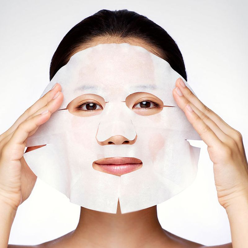 Looking after your skin's health with Japan's range of sheet masks photo