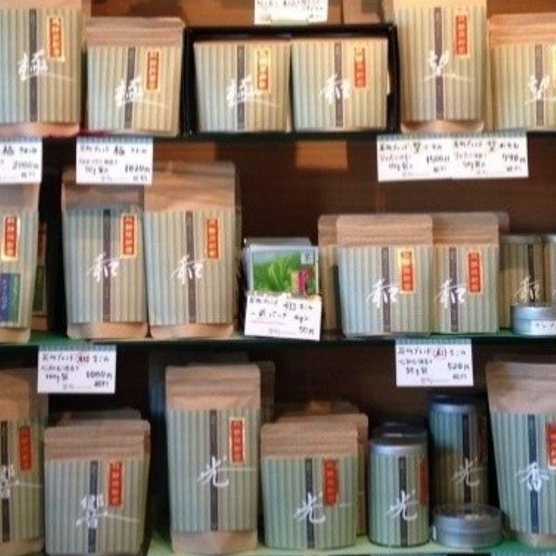 "My favorite tea shop ""Cha-machi KINZABURO"" photo"