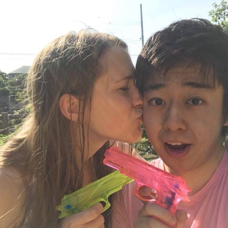 Summer Fun! Water Guns! photo