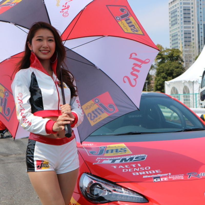 Motor Sport Japan 2017 revs up in Odaiba - images photo