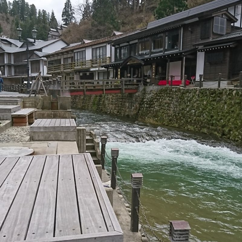 Ginzan Onsen in Yamagata-- A Great Getaway for Golden Week (or any week) photo
