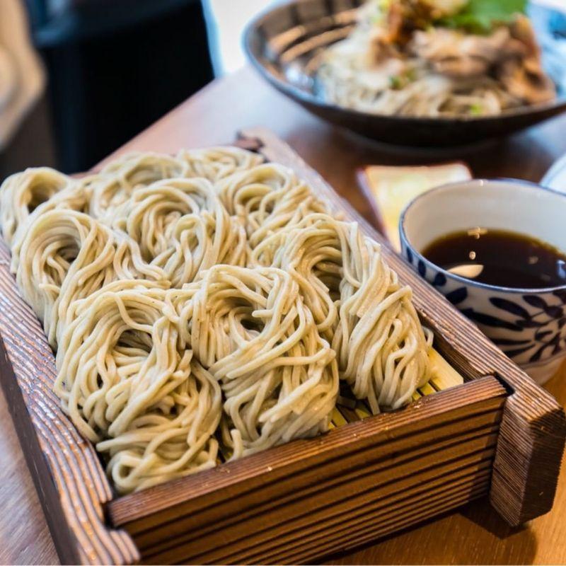 新潟の独特な麺料理:恵比寿そば photo
