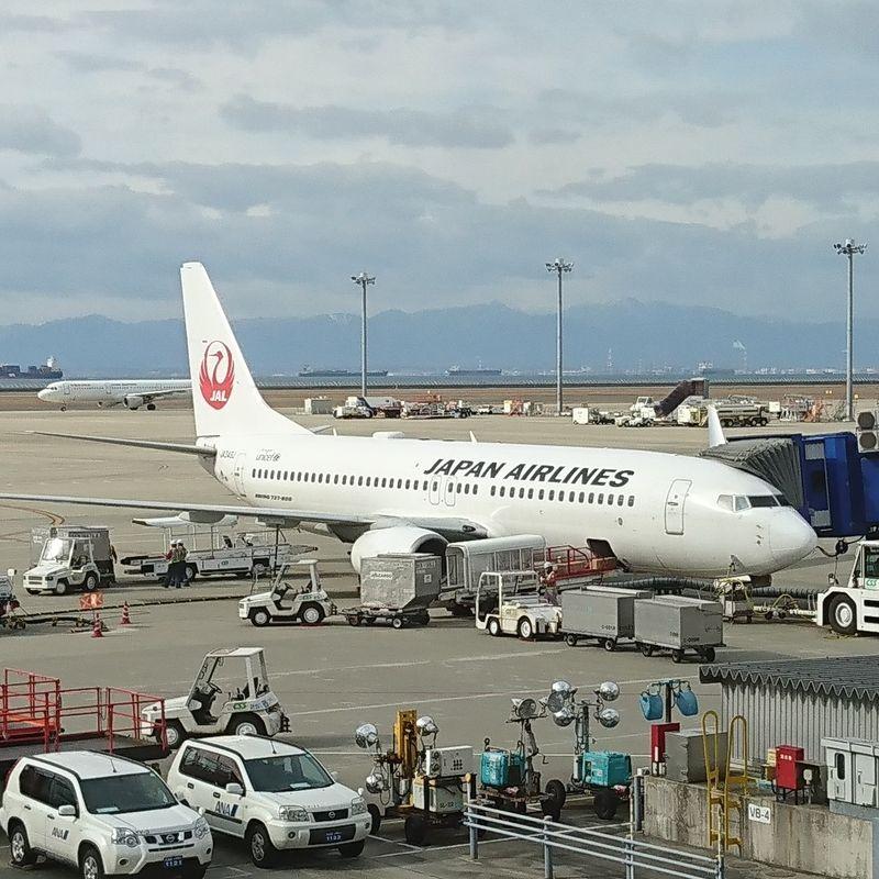 JAL and Hokkaido's Chitose Airport photo