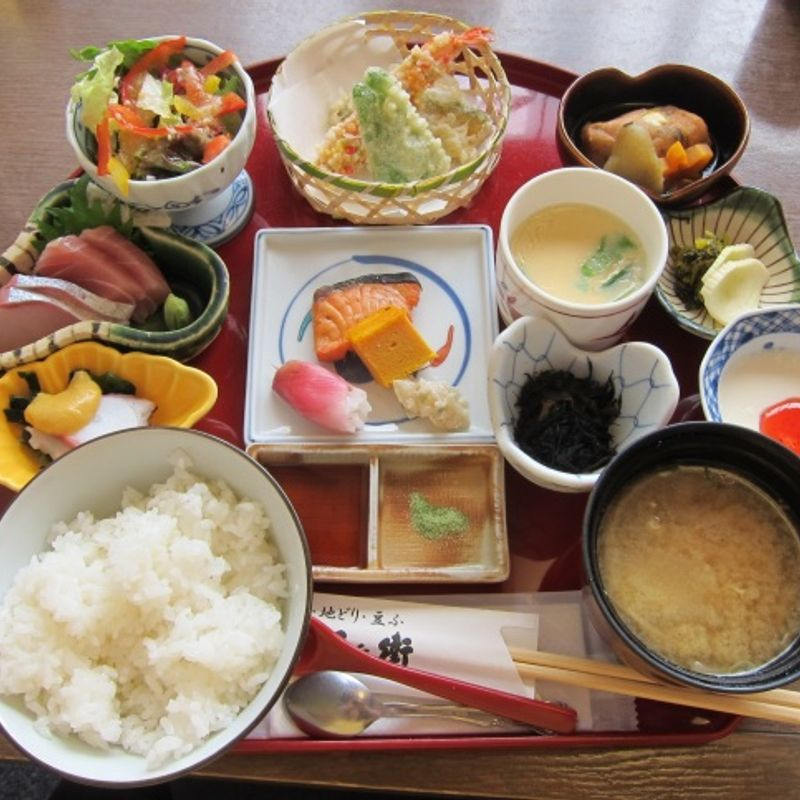 Top 10 Japanese dishes  photo