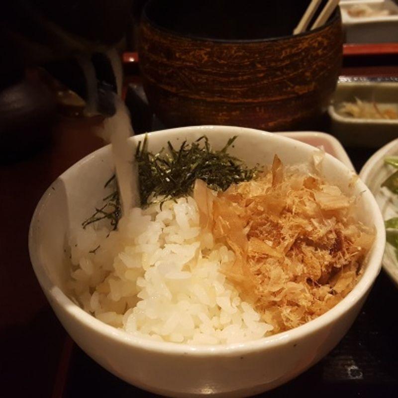 Tea on Rice in Tokyo: Ochazuke (お茶請け) photo