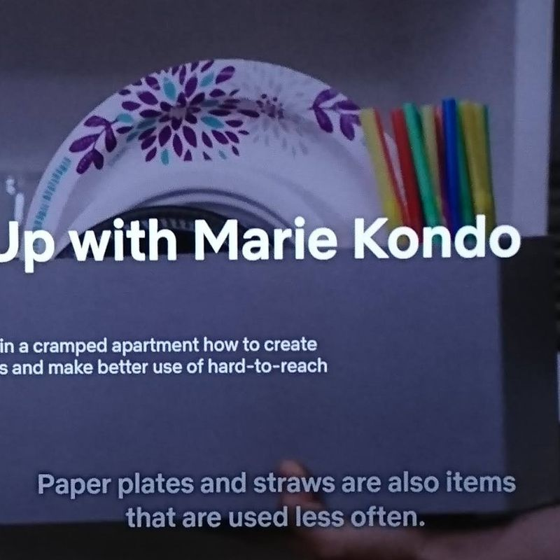 KonMari and Me: A Clutter-lover Tries Something New photo