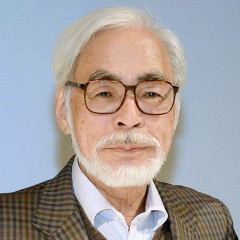 Japanese director Hayao Miyazaki's new anime title revealed photo