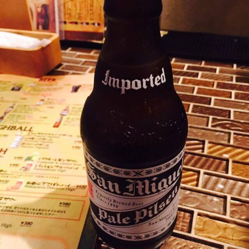 Where to Find San Miguel Beer Pale Pilsen in Japan? photo
