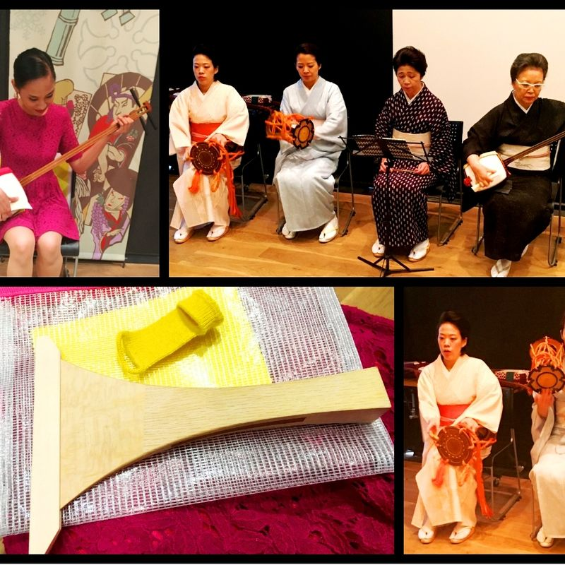 Shamisen: Japan's Traditional Groove photo