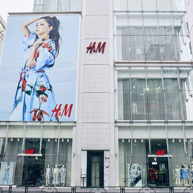 H&M launches Namie Amuro collection across Japan and Asia photo