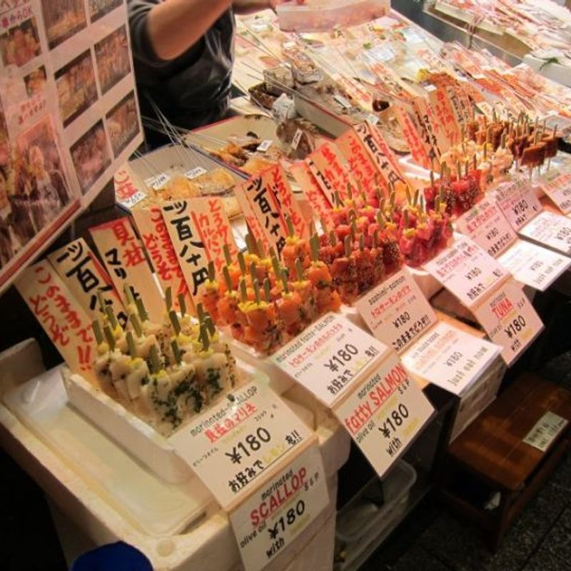 Top 5 shopping streets in Japan photo