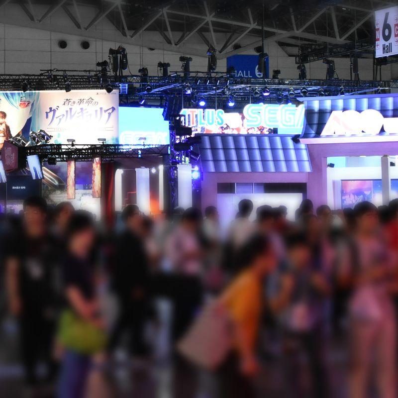 東京ゲームショー、2017年の現実を開拓することを約束 photo