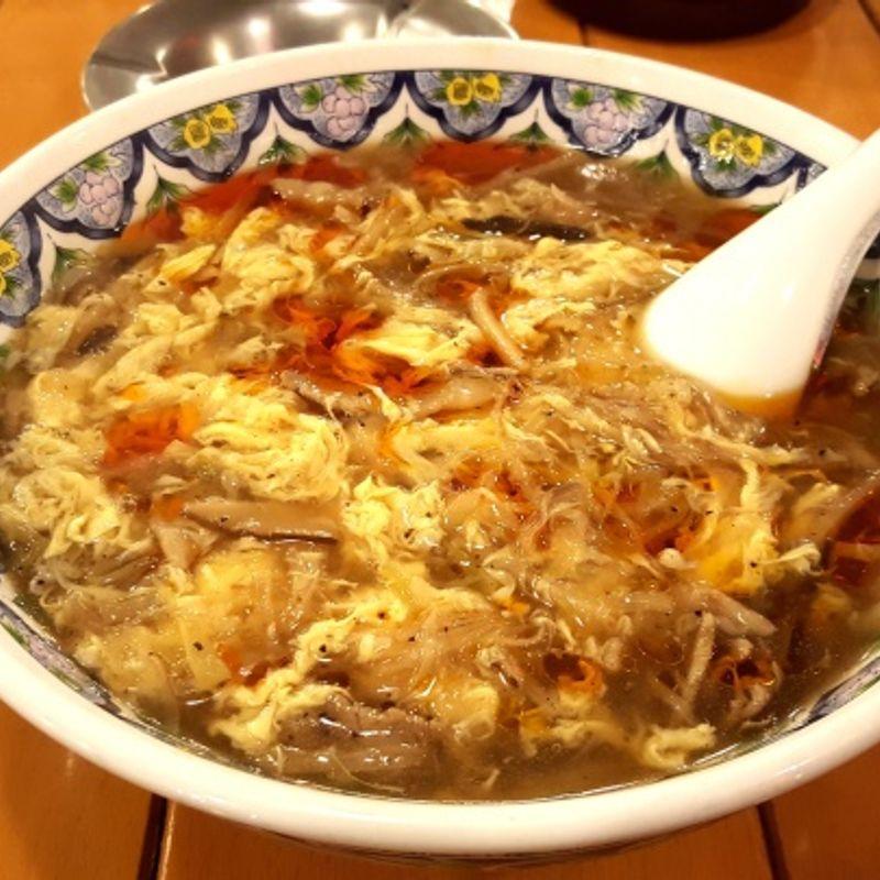 I Ate Some Delicious Sura Tanmen (スーラータンメン)! photo