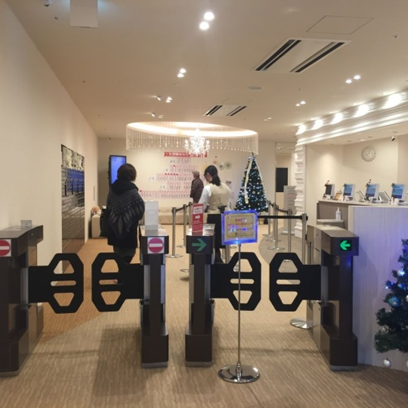A Christmas Gift of Wellness in Shinjuku's Red-Light District photo