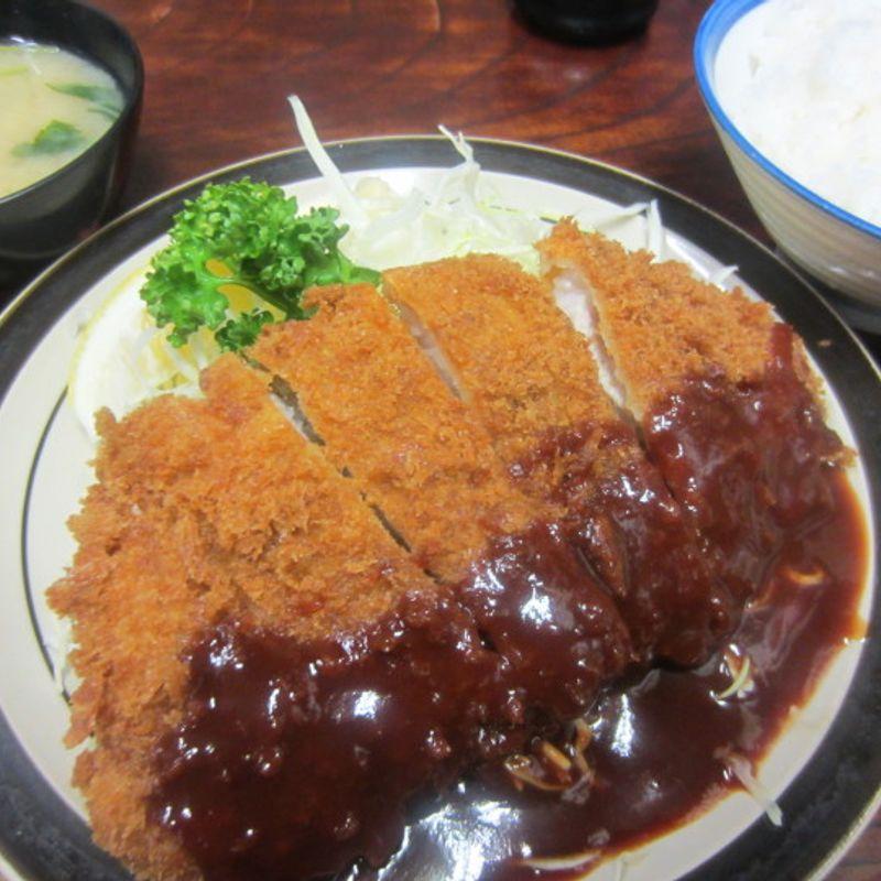 Deep-Fried Pork Cutlet! Tonkatsu photo