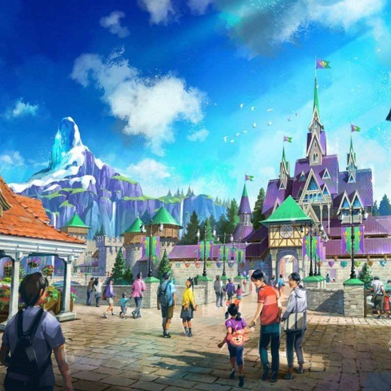 Tokyo DisneySea to be expanded with new attractions photo