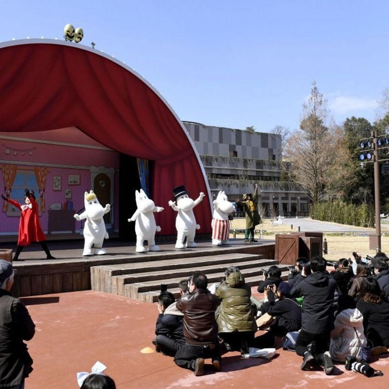 Moomin-themed amusement park to open on March 16 near Tokyo photo
