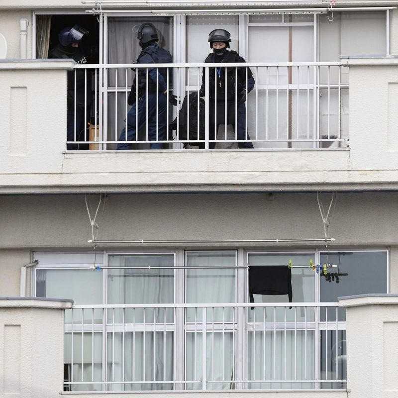 Man found dead hours after shooting pet dog in Fukuoka home photo