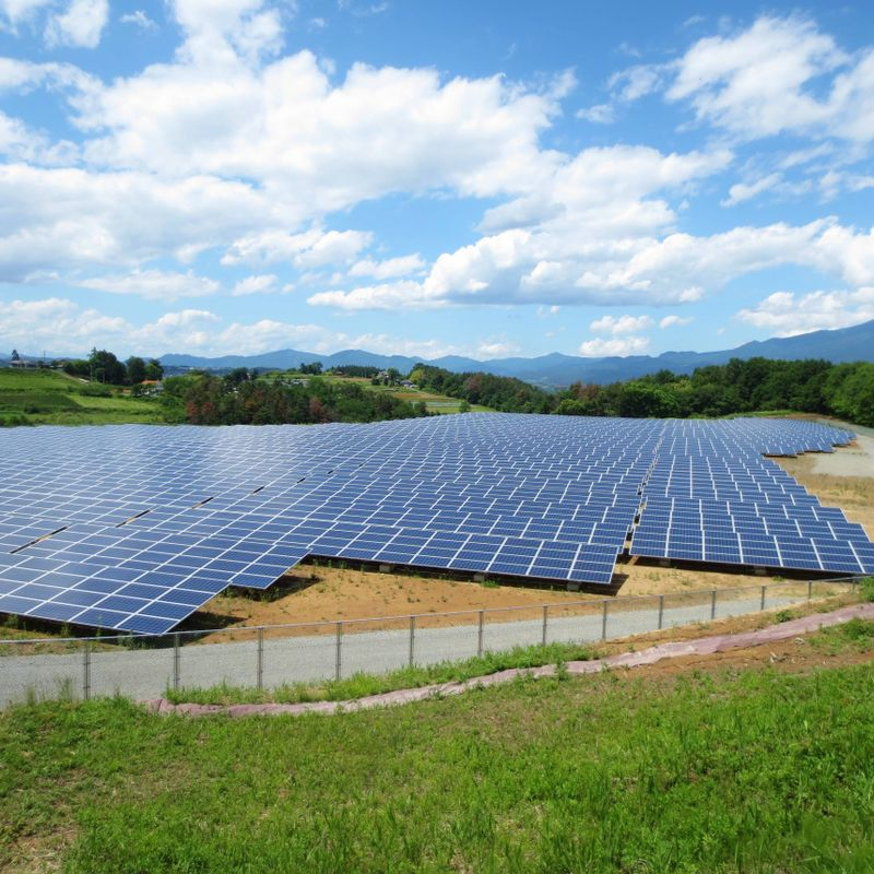 The quest for sustainability through renewable energy in Japan photo