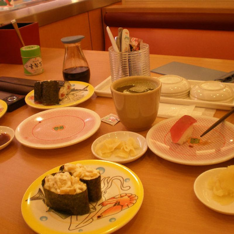 My favorite three eat out chain restaurants !! photo
