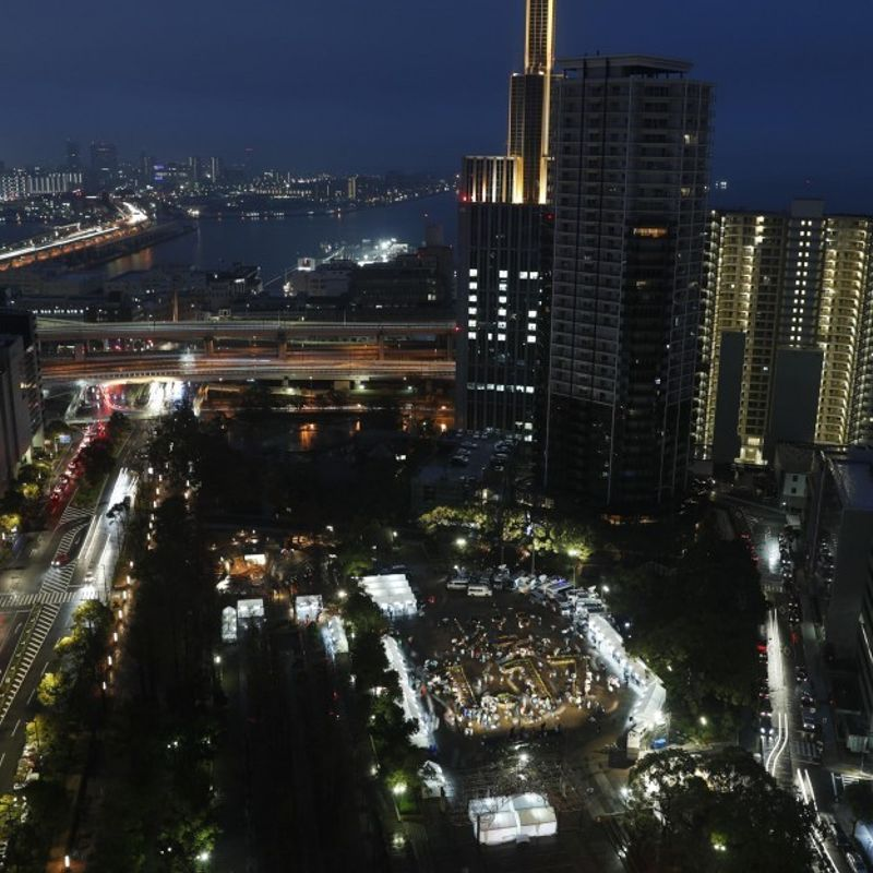 Kobe marks 23 years since earthquake that killed more than 6,400 photo