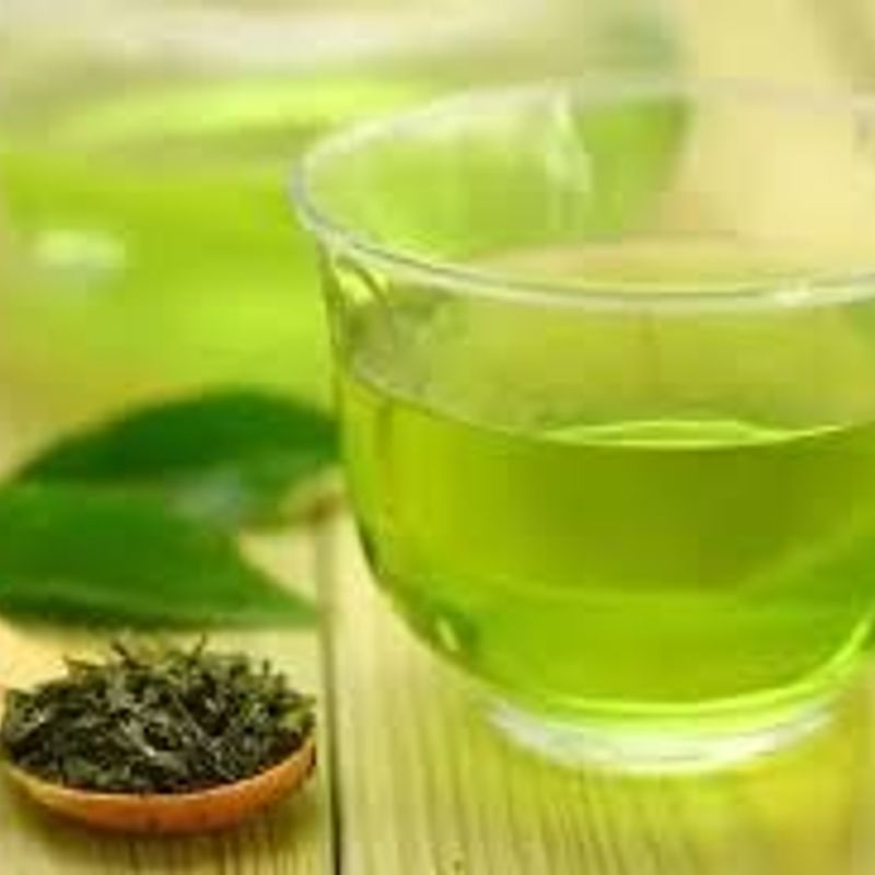 Drinking green tea may help reduce the risk of Alzheimer's disease photo
