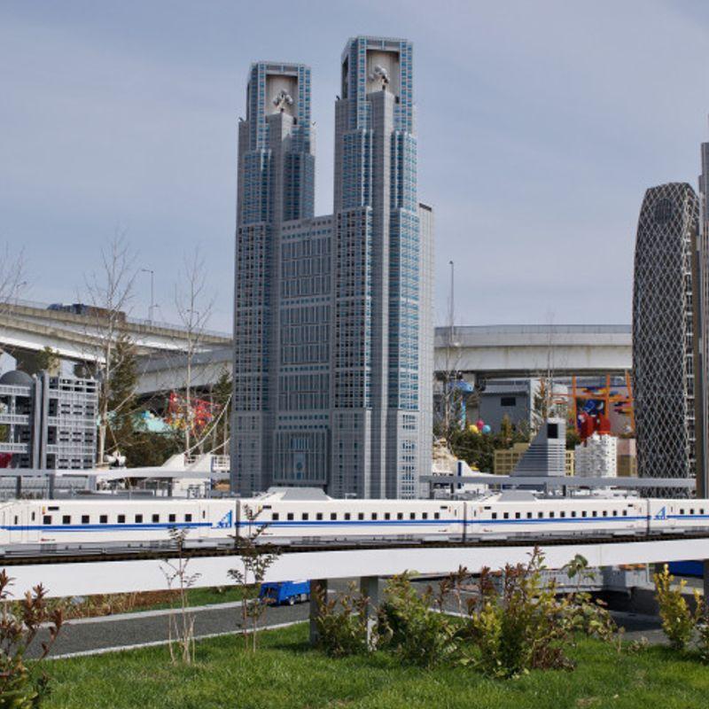 Berapa biaya perjalanan dari Tokyo ke Legoland Jepang? photo