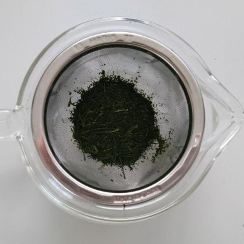 お気に入りの茶器で淹れた沼津茶 photo