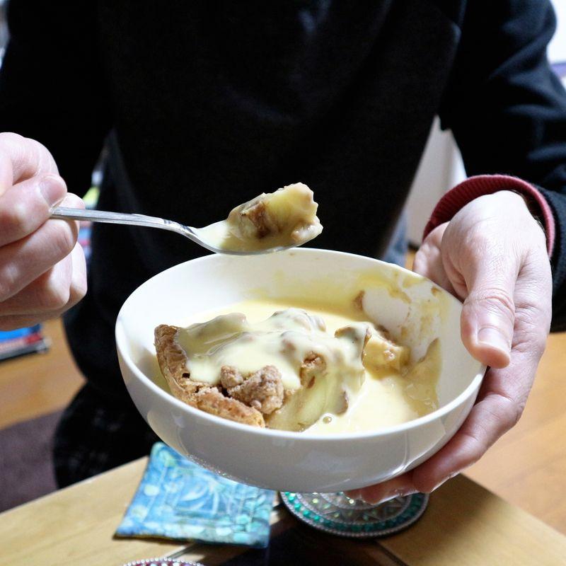 Sunday evening comfort food photo