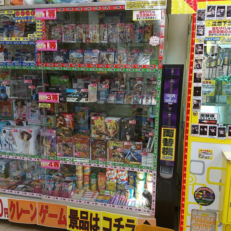 The Lucky Ticket UFO Catchers (but Never Again) photo